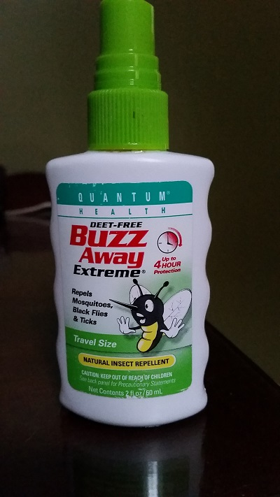 Buzz Away Bug Repellent